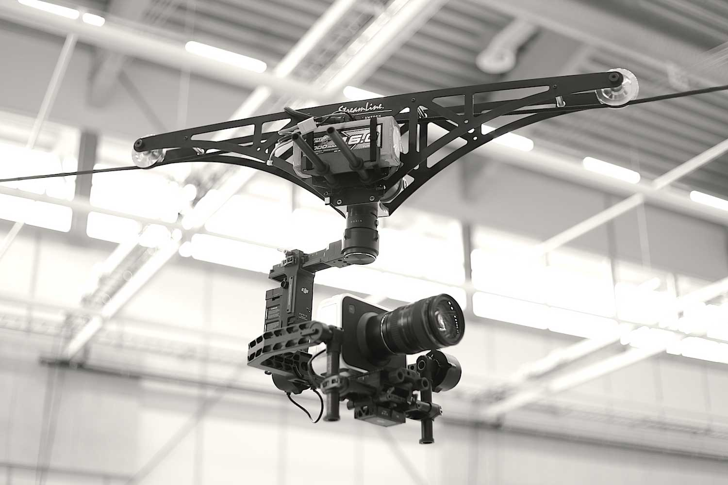 cablecam at work