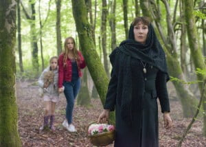Still image from Watcher in the woods