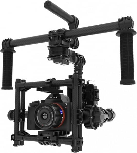 Sony a7 on a freefly MOVI M5