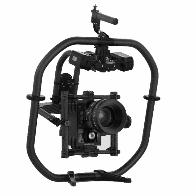 Aerial Craft | Equipment | MOVI-Pro-Armed-with-a-Red-Dragon