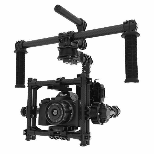 Aerial Craft | Equipment | Sony-a7-on-a-freefly-MOVI-M5